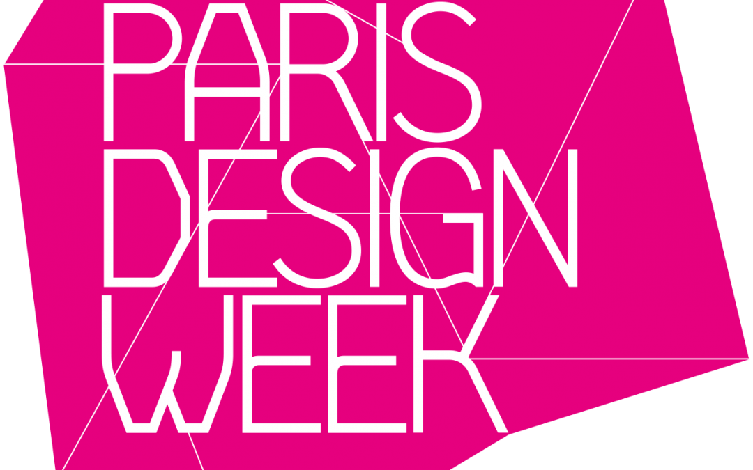 Paris Design Week  du 3 au 10 septembre 2016 …