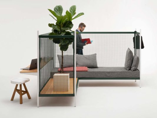 bbnove e-shop puériculture design - concept store made in france pour bébés Grid par Bouroullec pour establish And Sons