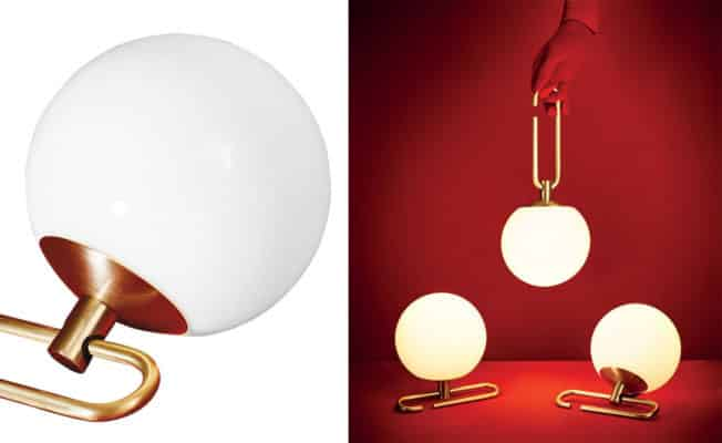 bbnove e-shop puériculture design - concept store made in france pour bébés Luminaires : nh1217 lamp neri and hu pour artemide